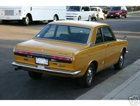 Datsun 510 1800 SSS Coupe