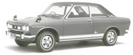 Datsun 1600 SSS Coupe