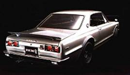 Skyline (C10) som 2 dørs Hard Top