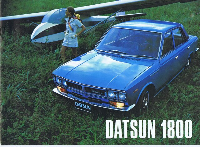 1968 Datsun Laurel 1800 (C30)